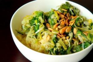 millet w seeds